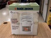 BLACK&DECKER Miscellaneous Appliances LIDS OFF